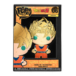Dragon Ball Z Super Saiyan Goku Funko Pop! Pin