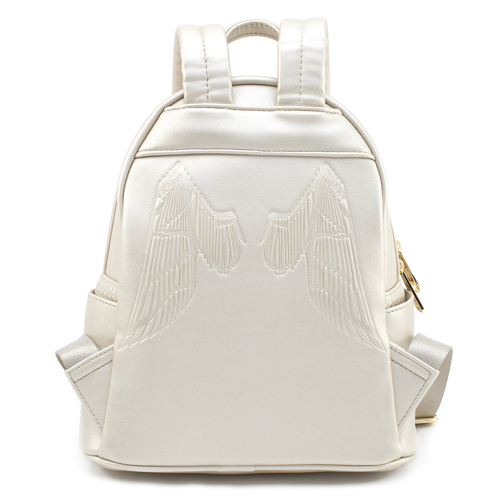 Loungefly X DC Comics Wonder Woman Metallic Cosplay Mini Backpack-zoom