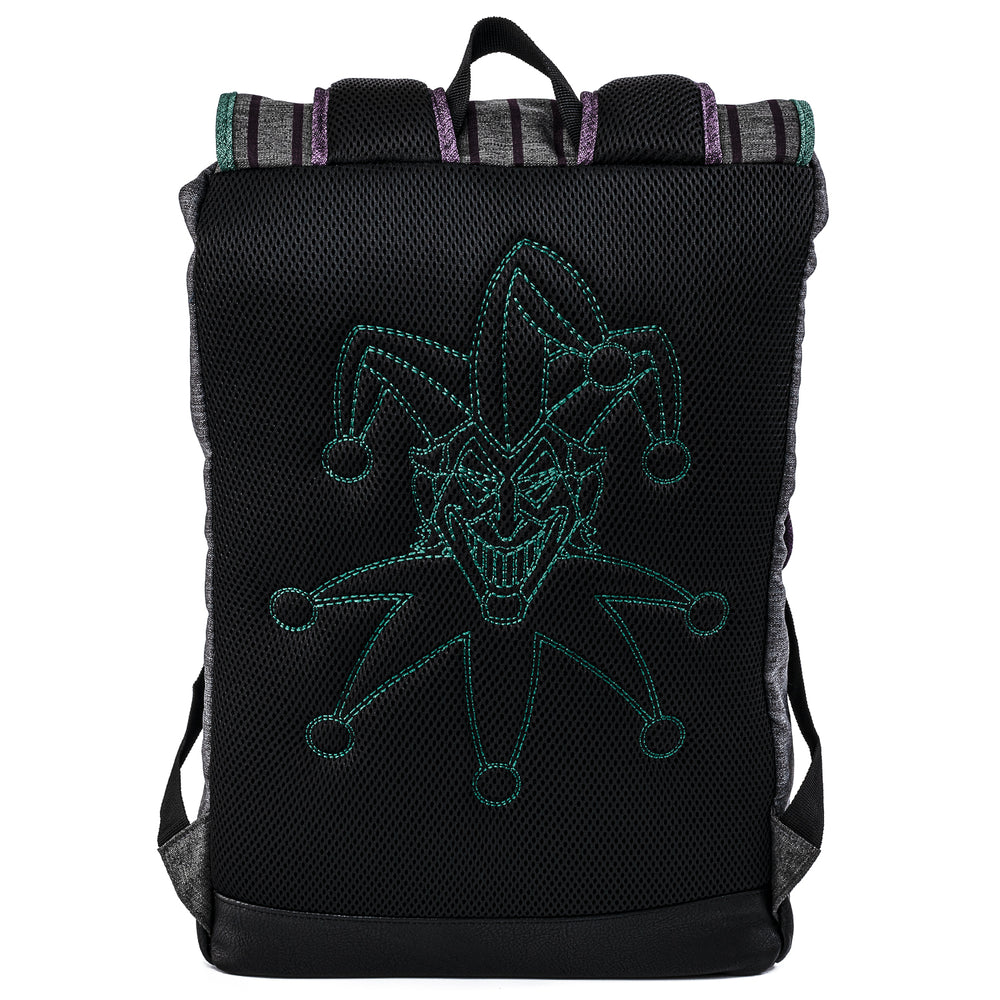 2020 Fall Virtual Con DC Comics Joker Full Size Backpack-zoom