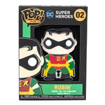 DC Comics Robin Funko Pop! Pin