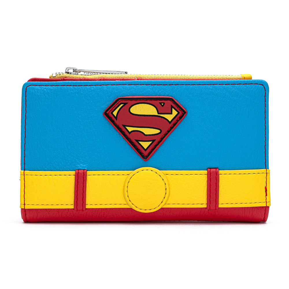 DC Comics Classic Superman Cosplay Wallet-zoom