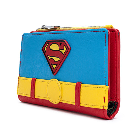 DC Comics Classic Superman Cosplay Wallet