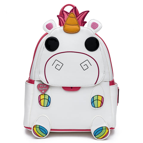 Funko Pop! by Loungefly X Despicable Me Fluffy Unicorn Cosplay Mini Backpack