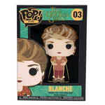 The Golden Girls Blanche Funko Pop! Pin