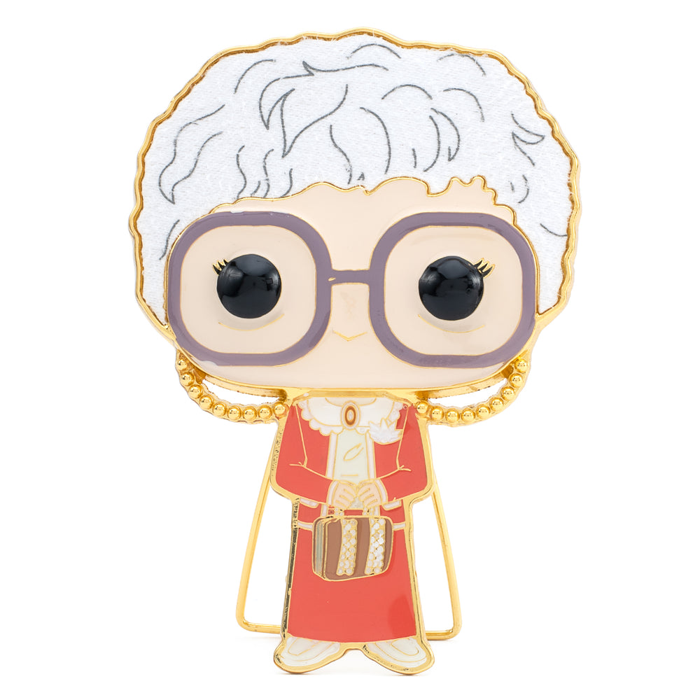 The Golden Girls Sophia Funko Pop! Pin-zoom