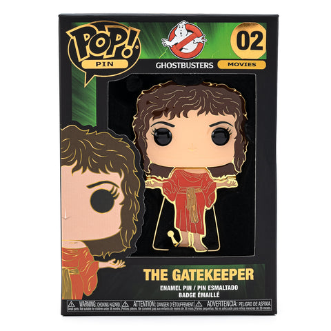 Ghostbusters The Gatekeeper Funko Pop! Pin