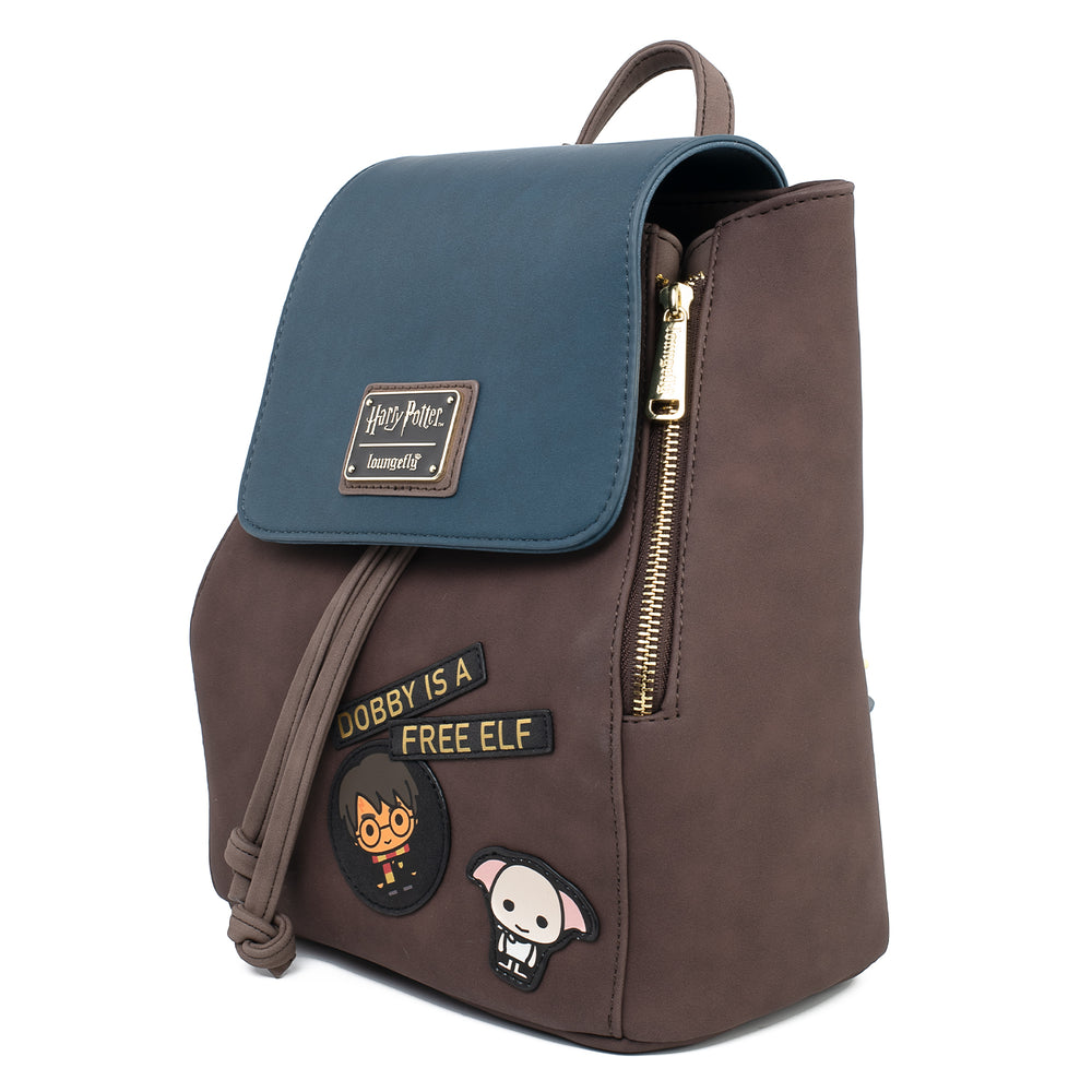 Harry Potter Dobby is a Free Elf Mini Backpack-zoom