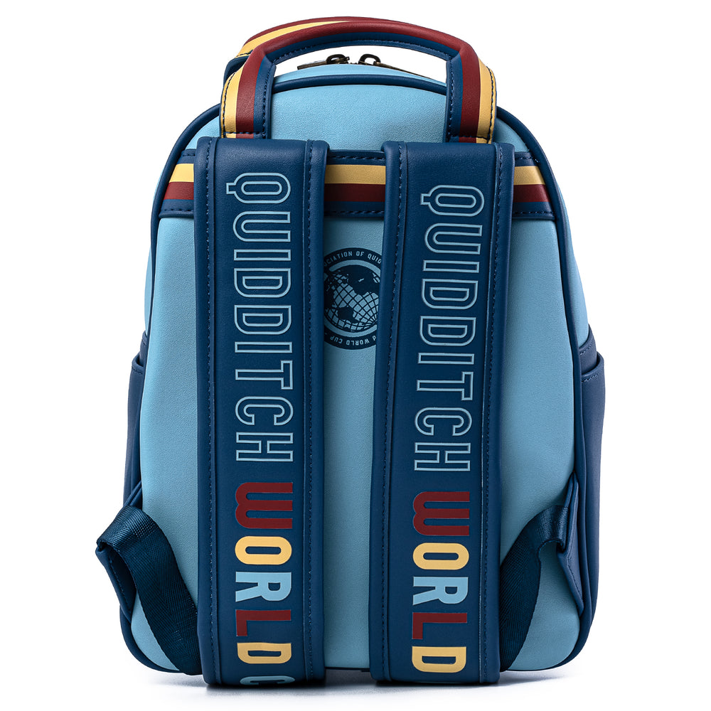 2020 Fall Virtual Con Harry Potter Quidditch World Cup Mini Backpack-zoom