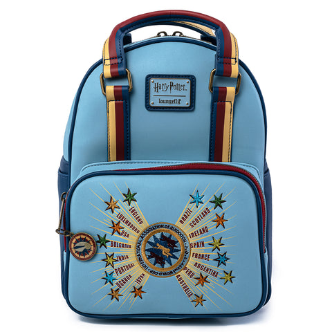 2020 Fall Virtual Con Harry Potter Quidditch World Cup Mini Backpack