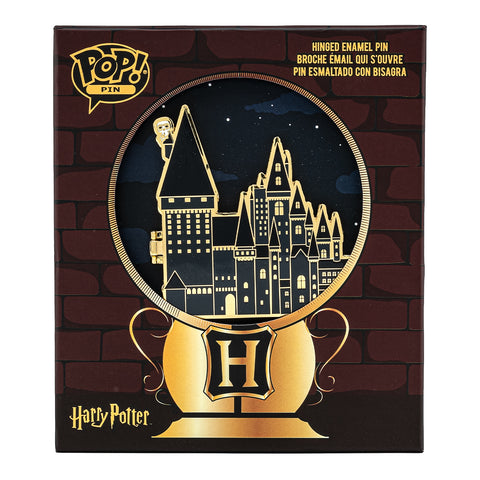 Harry Potter Hogwarts Castle Collector Box Hinged Enamel Pin