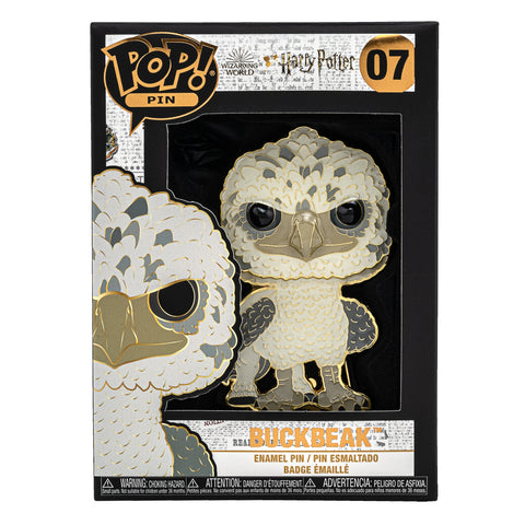Harry Potter Buckbeack Funko Pop! Pin