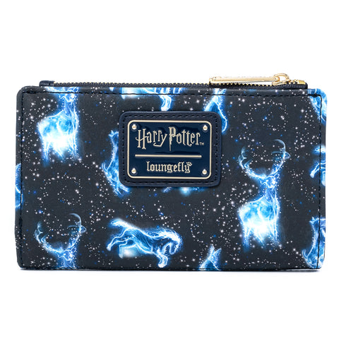 Harry Potter Expecto Patronum AOP Flap Wallet