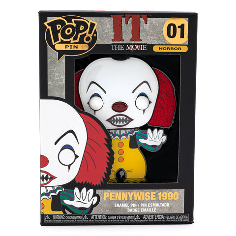 IT Pennywise Funko Pop! Pin