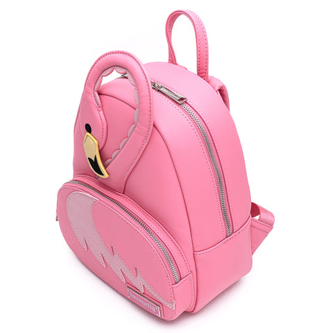 Loungefly Pool Party Flamingo Mini Backpack