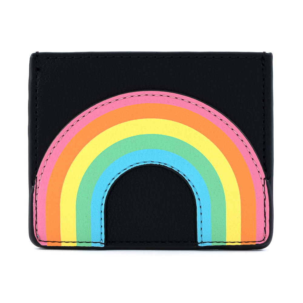 Loungefly Rainbow Pride Card Holder-zoom
