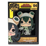 My Hero Academia Tsuyu Funko Pop! Pin