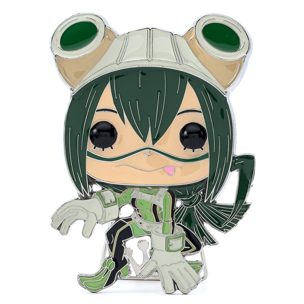 My Hero Academia Tsuyu Funko Pop! Pin-zoom