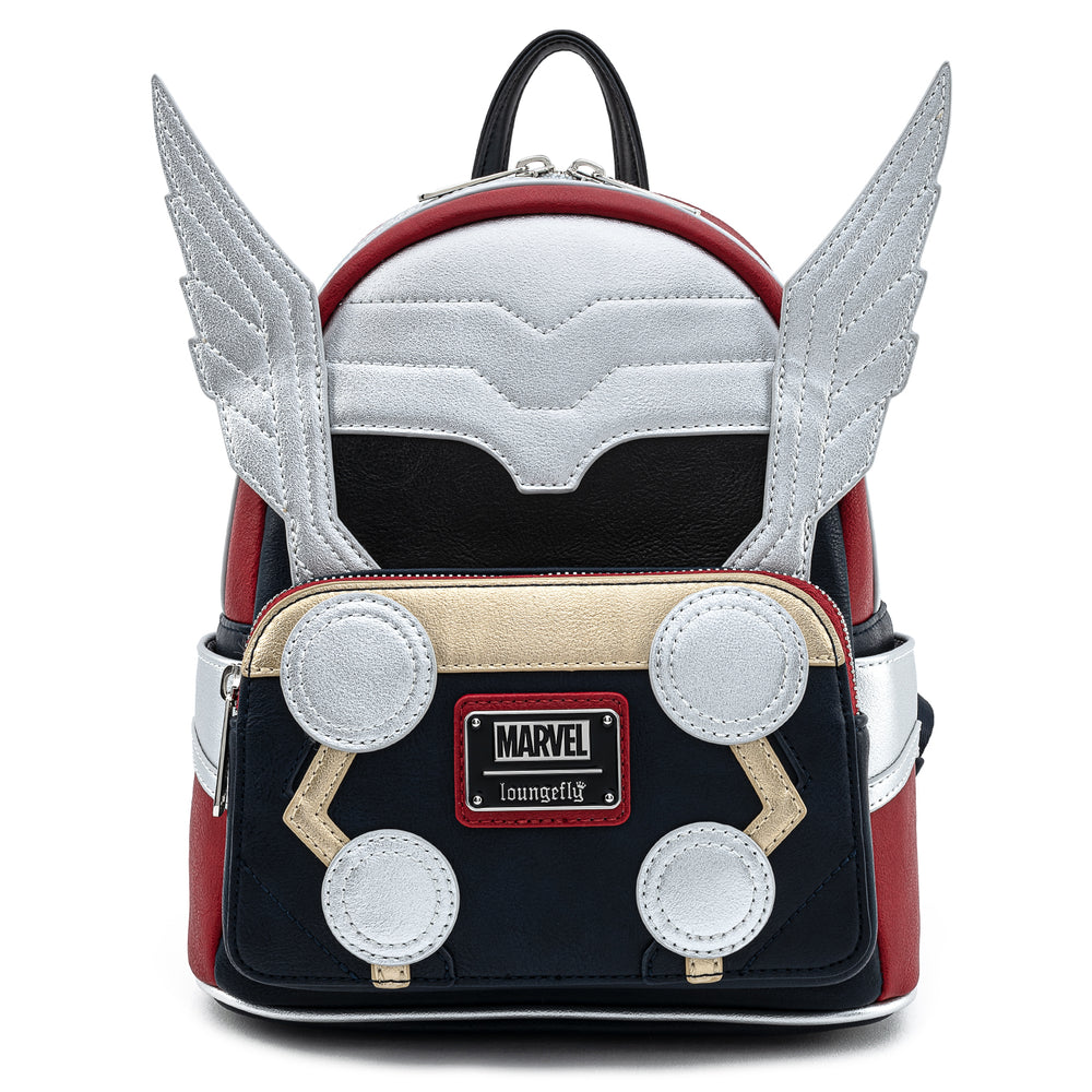 Marvel Thor Classic Cosplay Mini Backpack-zoom