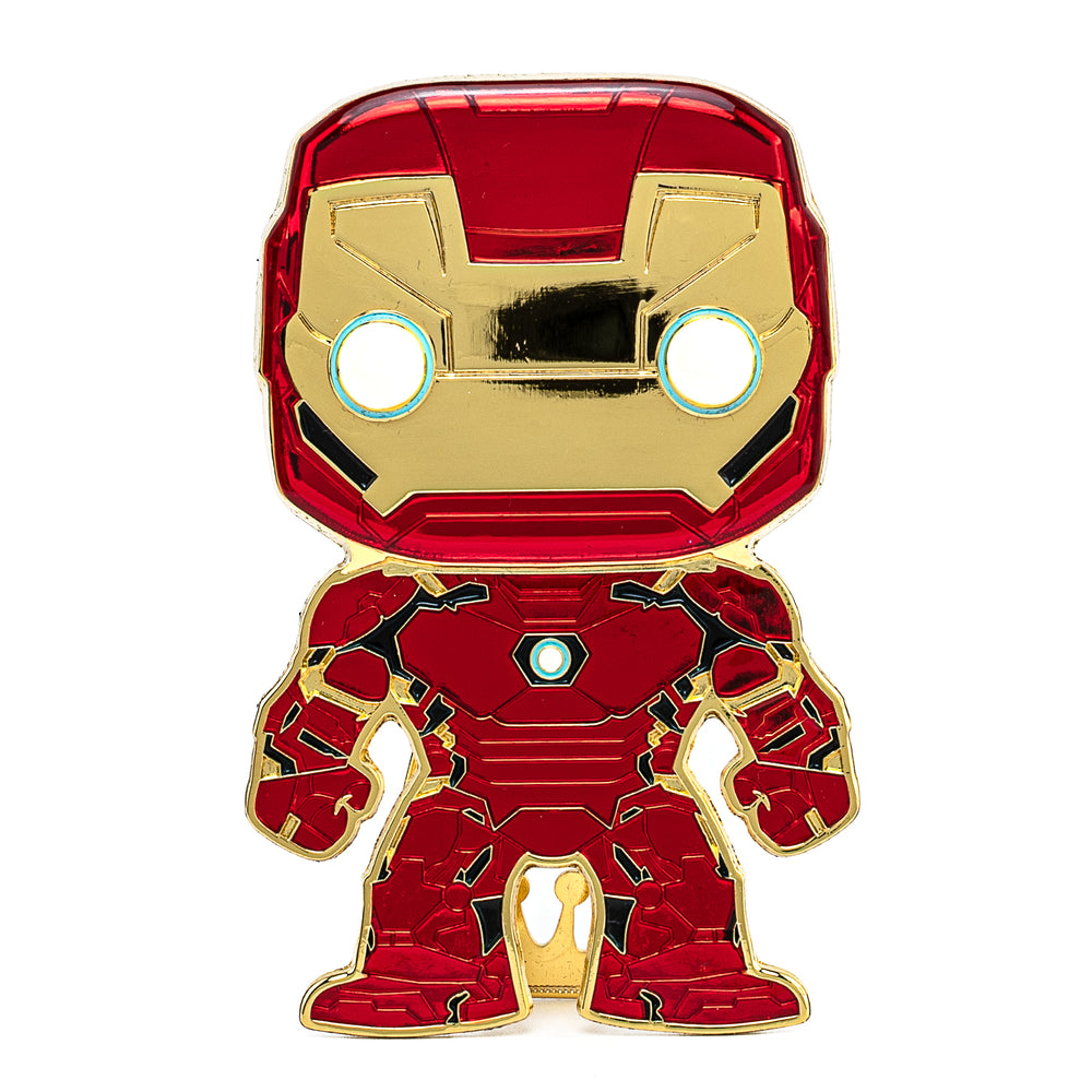 Marvel Iron Man Funko Pop! Pin-zoom
