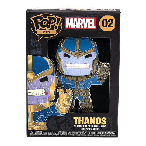 Marvel Thanos Funko Pop! Pin
