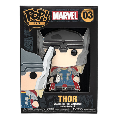 Marvel Thor Funko Pop! Pin