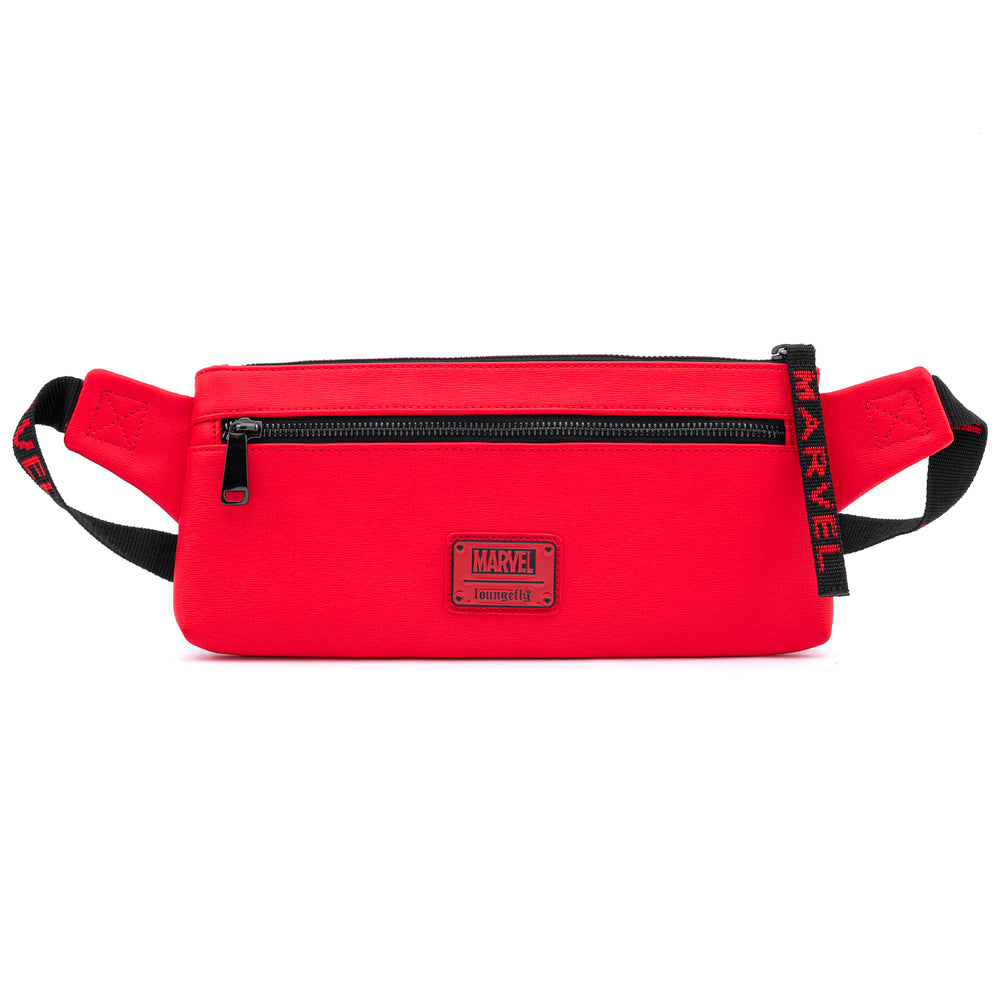 Marvel Red Brick Logo Waist/Sling Bag-zoom