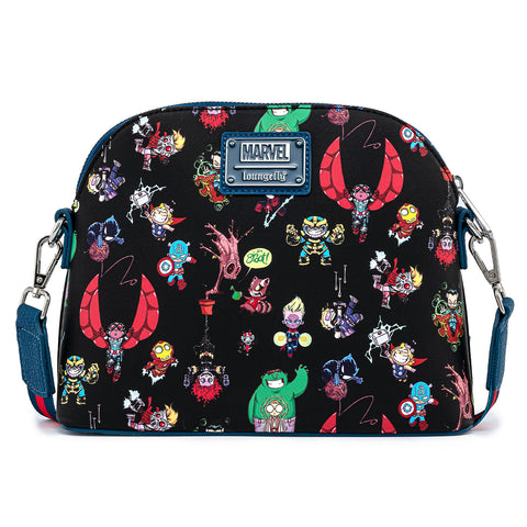 Marvel AOP Crossbody Bag