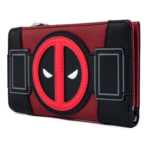 Marvel Deadpool Merc With A Mouth Flap Wallet