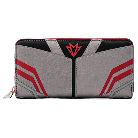 Marvel Falcon Cosplay Zip Around Wallet