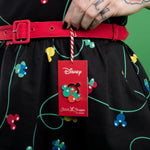 "Disney Stitch Shoppe Mickey & Minnie Mouse Lights ""Olivia"" Dress"