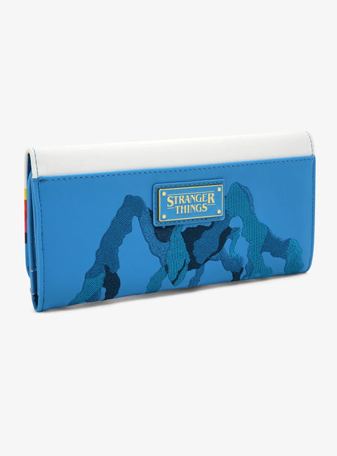 Loungefly X Stranger Things Chibi 2019 SDCC Exclusive Wallet