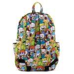 Loungefly X Nickelodeon Rugrats AOP Nylon Backpack