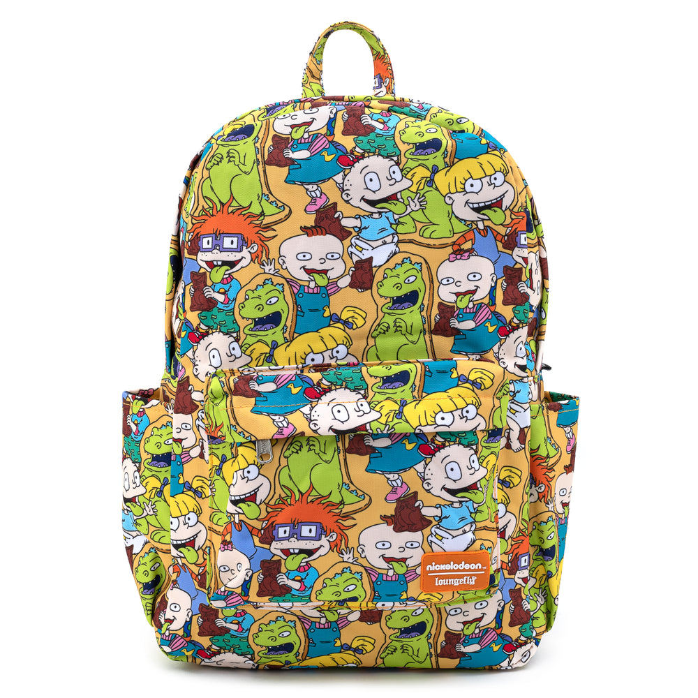 Nickelodeon Rugrats AOP Nylon Backpack-zoom