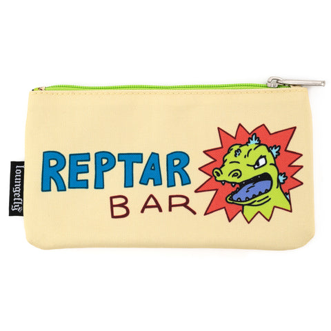 Loungefly X Nickelodeon Rugrats Reptar Bar Nylon Pouch