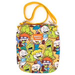 Nickelodeon Rugrats AOP Nylon Passport Bag
