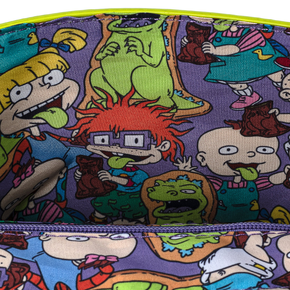 Nickelodeon Rugrats Reptar Cross Body/Waist Bag-zoom
