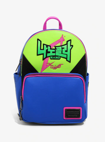 Loungefly X Overwatch Nano Cola SDCC 2019 Exclusive Backpack