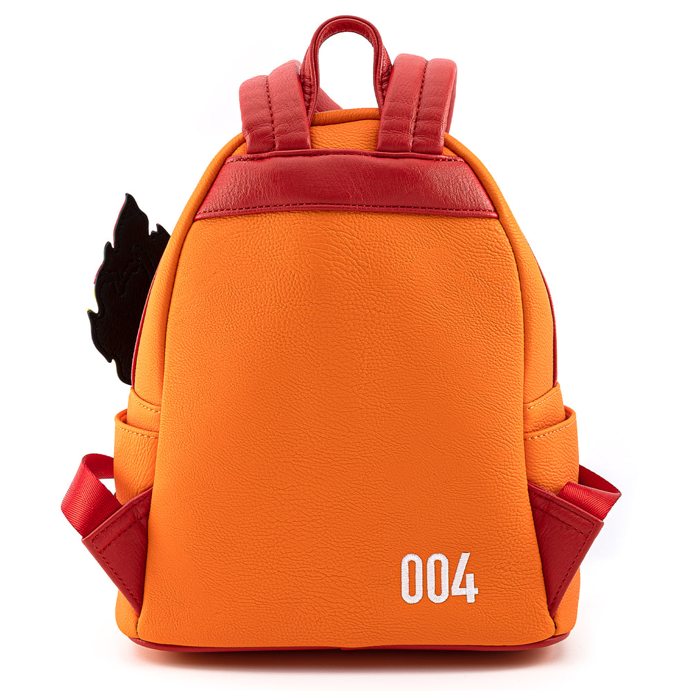 Loungefly X Pokémon Charmander Cosplay Mini Backpack.-zoom