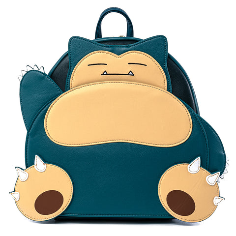 Pokémon Snorlax Cosplay Mini Backpack