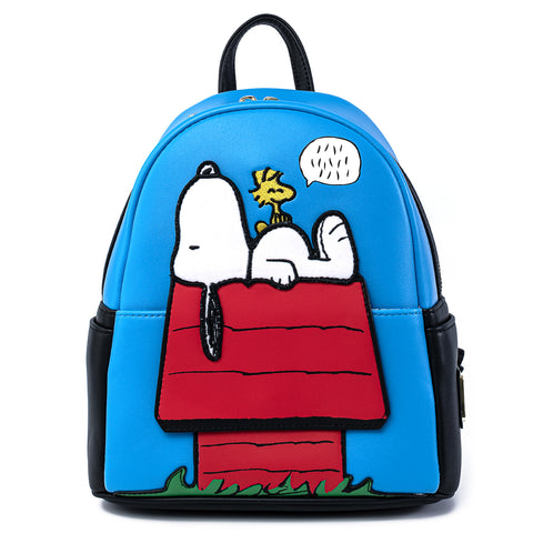 Loungefly X Peanuts Snoopy Doghouse Mini Backpack