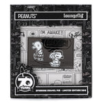 Peanuts 70th Anniversary LE 500 Enamel Pin In Collector Box