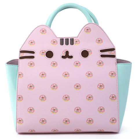 Pusheen Donuts AOP Cosplay Crossbody Bag