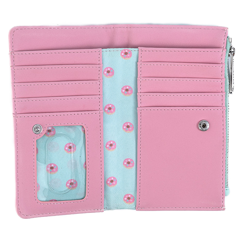 Pusheen Double Donuts Flap Wallet-zoom