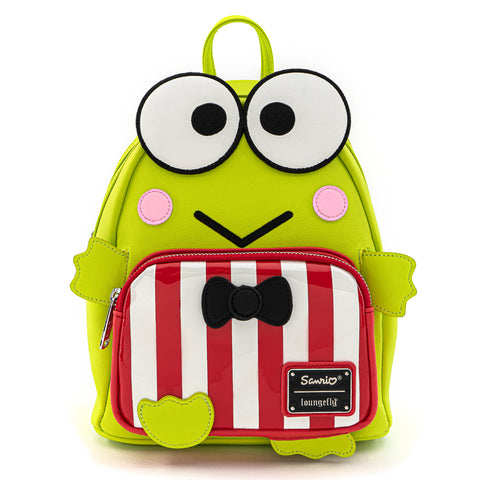 Loungefly X Sanrio Keroppi Cosplay Mini Backpack