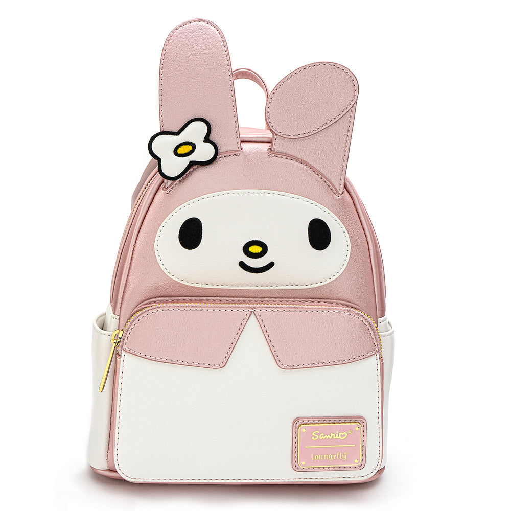 Loungefly X Sanrio My Melody Cosplay Mini Backpack-zoom