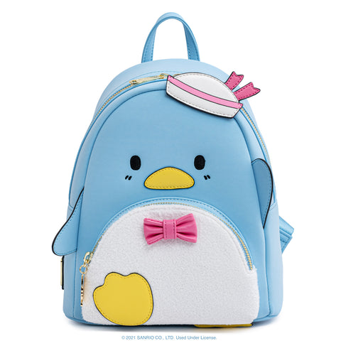 Sanrio Tuxedo Sam Cosplay Mini Backpack Front View