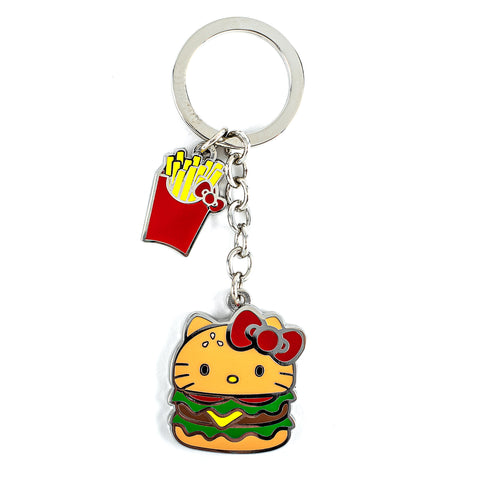 Loungefly X Sanrio Hello Kitty Enamel Keychain