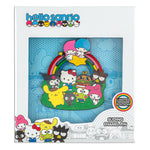 "Loungefly X Hello Sanrio 3"" Collector Enamel Pin with Box"