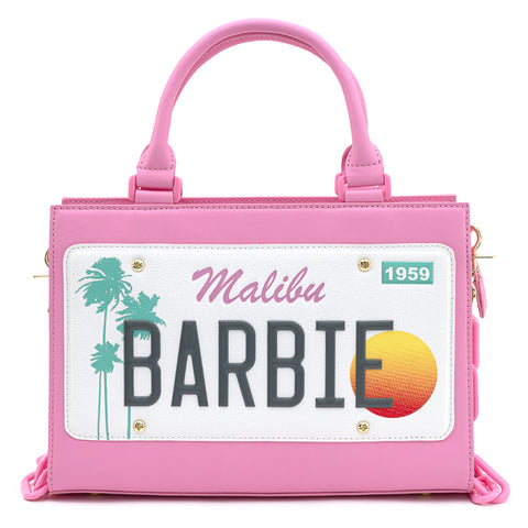 Stitch Shoppe X Barbie™ License Plate Crossbody Bag