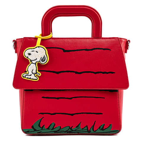 Peanuts Stitch Shoppe Snoopy Dog House Cross Body Bag